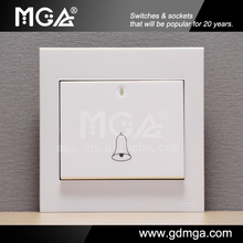 MGA A9 LED Doorbell Push Switch