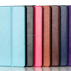 Hot Sale Voltage Type Leather Stand Case For ipad air 2 Pu leather smart cover