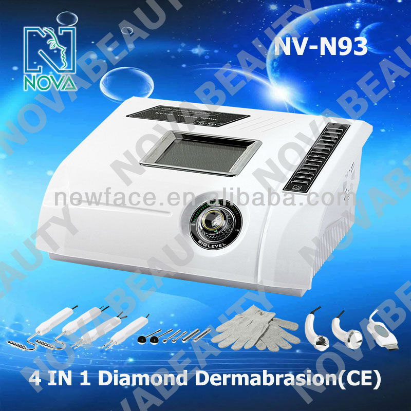 NV-N93 NOVA newface professional bio face lift beauty equipment/micro current bio skin lifting/bio electric face lift with CE