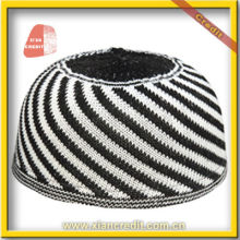Attracted Price 100% Cotton High Quality Knitted Crochet Muslim Prayer Caps Prayer Caps KDTCP0High quality05 wholesale