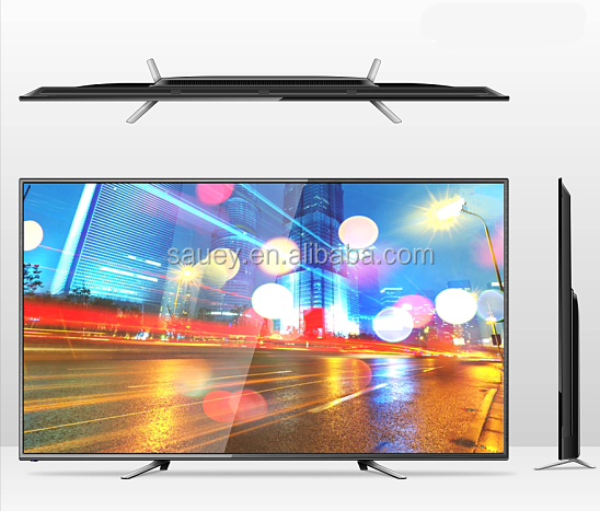 2017 FHD Large Sizes LED television 4K HD LED TV&Modern and Popular Design 50 55 60 65 inch ledTV