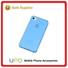 [UPO] High quality china supplier Rubberzied Matte Hybrid Mobile Phone PC Case Cover for iphone 4,6