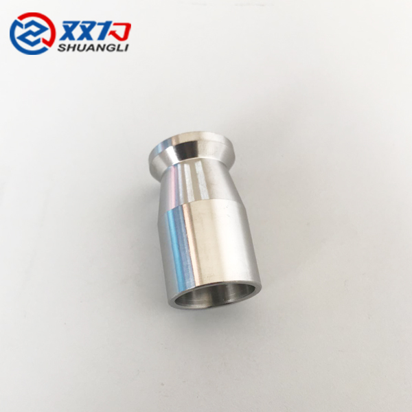 Customized high quality Titanium parts metal CNC milling making company China supplier