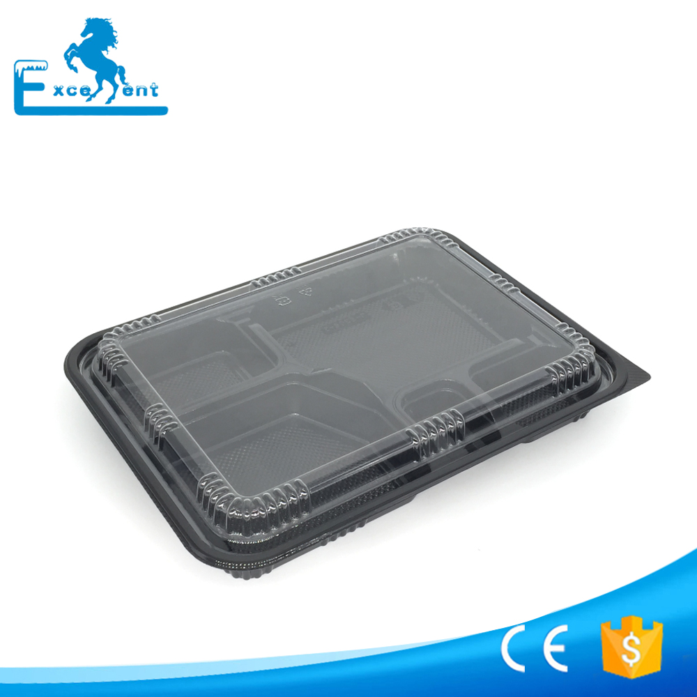 Disposable Tin Lunch Box with Lock
