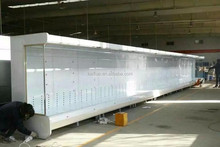 supermarket refrigerator and freezer supply by big factory