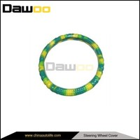 plastic premium steering wheel covers , factory steering wheels cover for cars