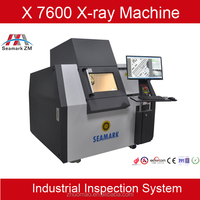 industrial x-ray machine X 7600 X-ray inspection machine for electronic components for motherboard diagonal