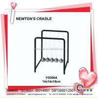 Newton's cradle balance ball magical physics teaching resources YG006A
