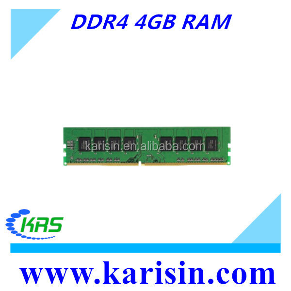 Cheap price all original chipsets desktop memory ddr4 4gb ram for desktop