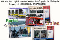 Waterjet, Blasting Jet, Euro High Pressure Equipment Supplier/Sales Malaysia