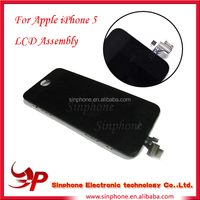 Original Replacement LCD For Iphone 5 5G LCD Display+Touch Screen digitizer Assembly