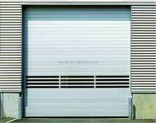 Hard Material Fast Door ,High Speed Aluminum PU Foam Door & Insulation