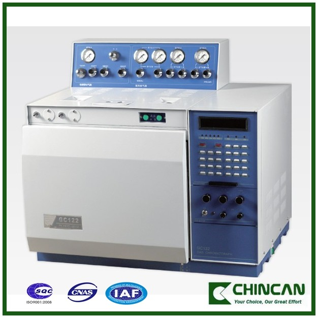 GC122 Laboratory Gas Chromatograph Analyzer Instruments with Dual FID detectors