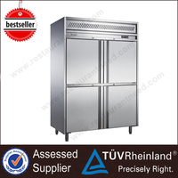 Restaurant Machines For Sale Hotel Mobile Vegetable refrigerator stand