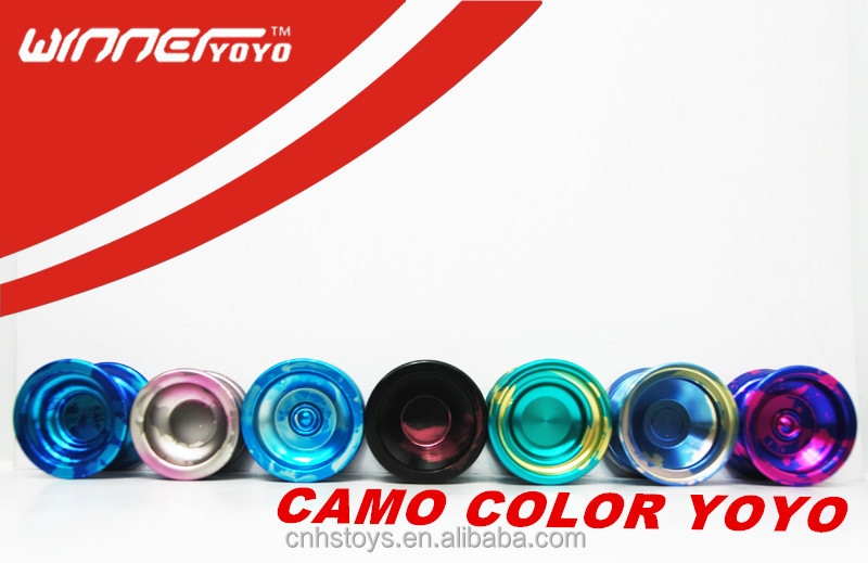 High Quality Professional yoyo Metal Yoyo