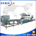 Auto change tools machine / auto drilling cnc router / auto feeding loading wood process