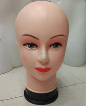 Cheap Female Head Mannequin For Hats or Wigs Display Head Model