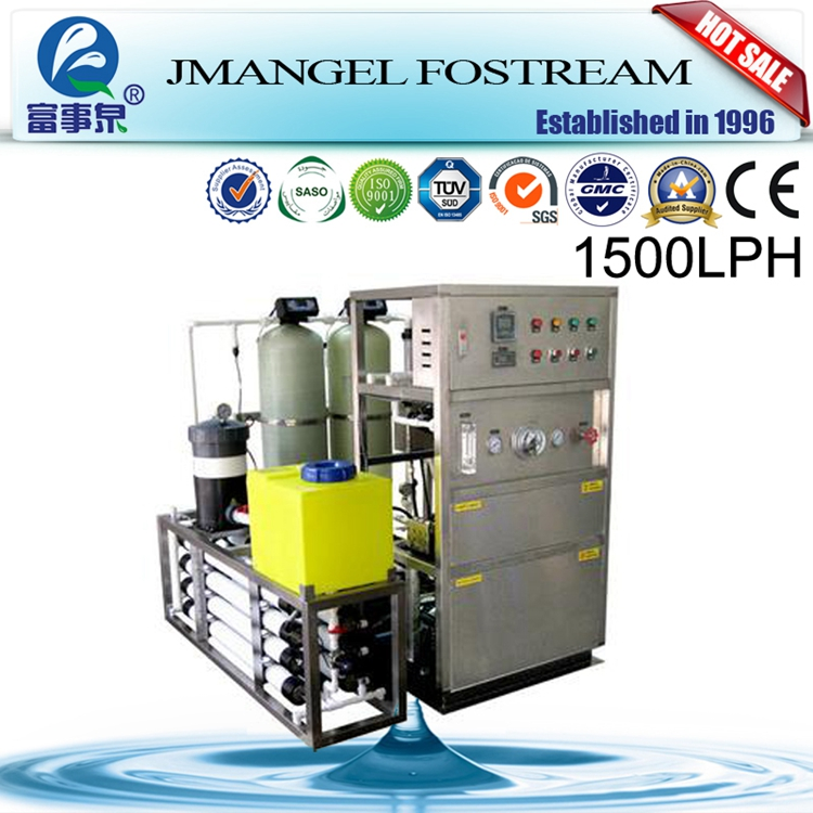 Good Price 150LPH-5000LPH RO Sea Water system Seawater Desalination Equipment