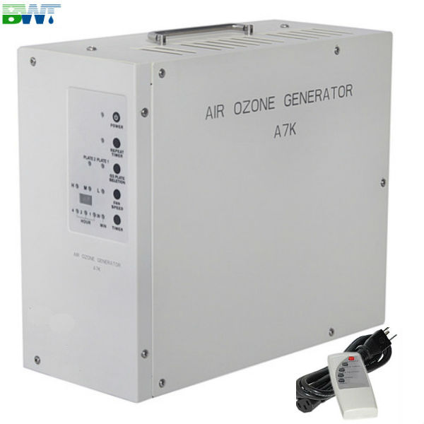 7g/h ozone generator air purifier toilet odor eliminator household ozone generator