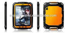 Hot selling T1 zpad android tablet pc IP67 waterproof NFC and RFID