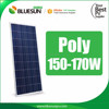 Top quality 170w solar panel bluesun 170w poly solar panels factory direct