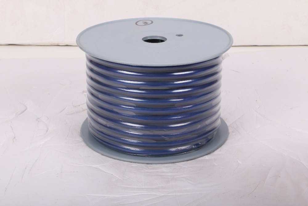 Power Wire Extruded Insulation TINNED CCA Power Cable Pvc Coated Copper