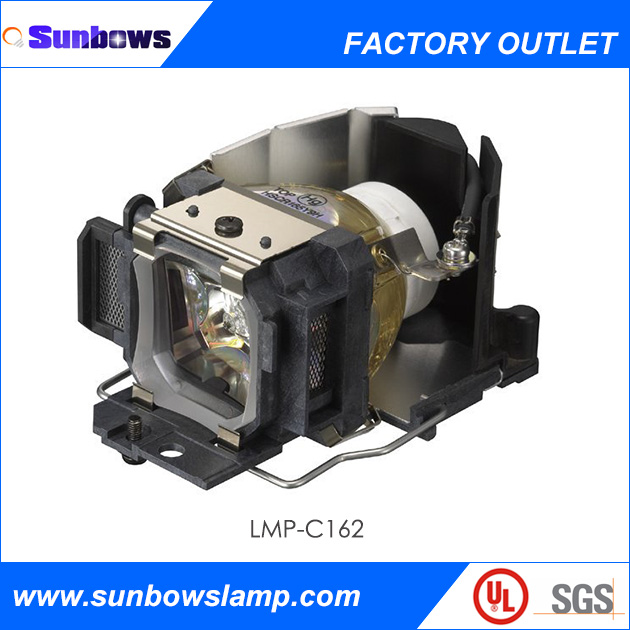 Sunbows Projector Lamp Module Replacement For Sony Projector VPL-EX4 Lamp LMP-C162