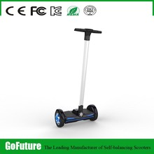 Electric Scooters 350watts Motor 48v Front Lamp Folding Electric Chariot Scooter
