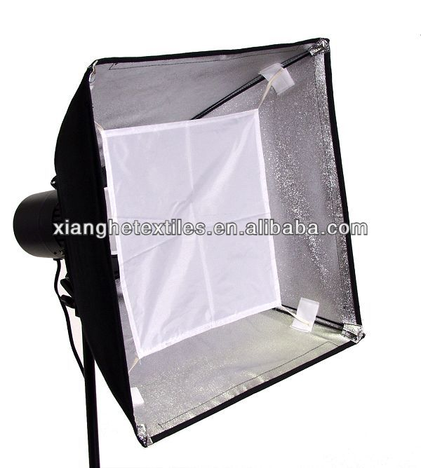 sun reflective fabric 100% polyester taffeta taffeta soft light box fabric
