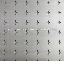 galvanized steel perforated sheet