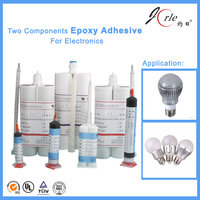 two part thermal conductive epoxy adhesive