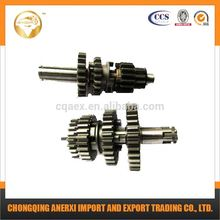 Steering gear assy 100cc Motorcycle main and counter shaft 001