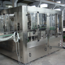 Automatic Liquor / Red Wine / Alcohol Glass Bottle Filling Machine / Bottling System