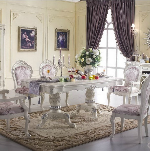 Bisini French Style Dining Table