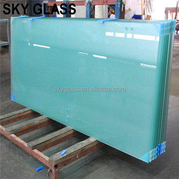 8mm 10mm 12mm Different Size Tempered Glass Sheet Price