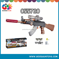 Hot selling happy kid toy gun model
