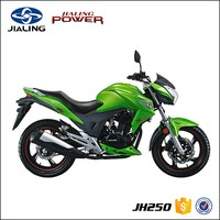 JIALING JH250 250cc street legal motorcycle