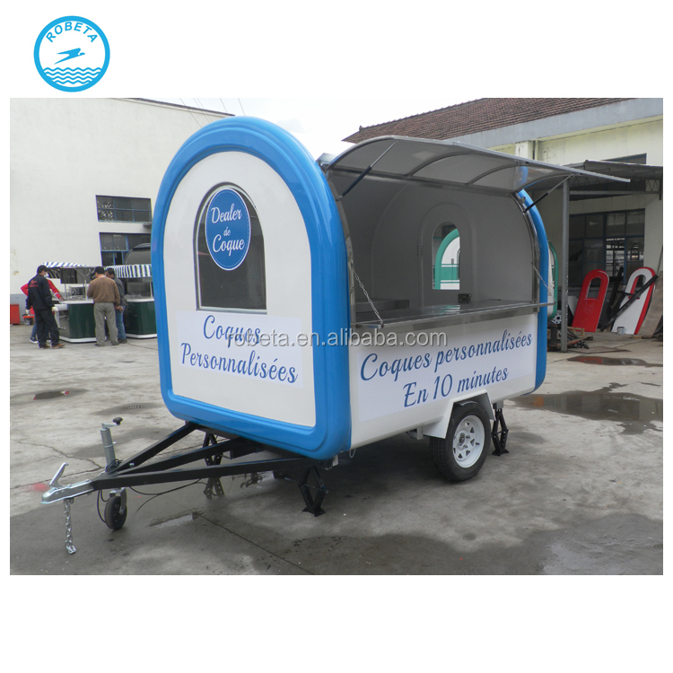 Used Mobile Kitchens For Sale Smoothie Kiosks Trailer For Used Snacks