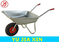 good galvanized lightweight wheelbarrow wb5204