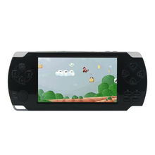 2013new arrival 4.3inch game console android game player