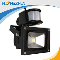 Aluminum body Brideglux meanwell uv led flood light 30w motion hot selling