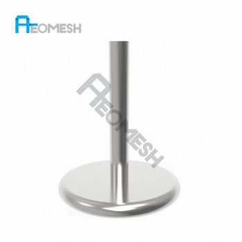 AEOMESH Retractable Belt Barrier Weighted Base