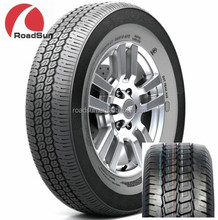 Car tires for Vans light truck Mini Vans 205/75r16C 195R14C 155R12C