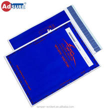Security Exam Envelope/Secure Courier Bag Wholesaler/Tamper Pproof Security Bag With Sealing Tape