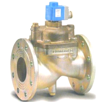 EV220B 65-100 Piloted two position two way solenoid valve