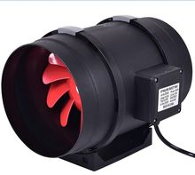 High temperature resistant plastic centrifugal fan