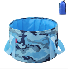 15L Stylish Multi-functional Portable Collapsible Foldable Water Bucket