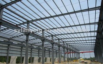 Residential large-span Steel Structure Building