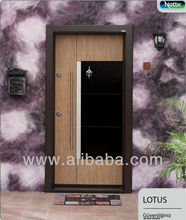 NOTTE Lotus Steel Door (L-407)