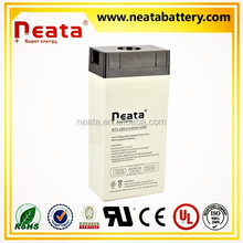 < NEATA BATTERY>2V 200AH Auto Gel battery dry cell, vented lead acid UPS solar PV batteries